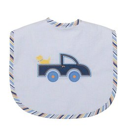 Three Marthas Bib Toddler Truck