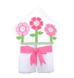 Three Marthas EveryKid Towel Flower