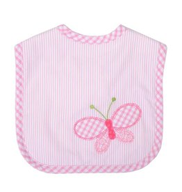 Three Marthas Feeding Bib Butterfly