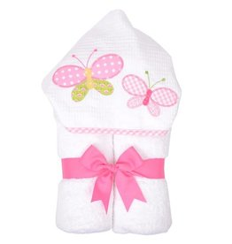 Three Marthas Every kid Towel Butterfly