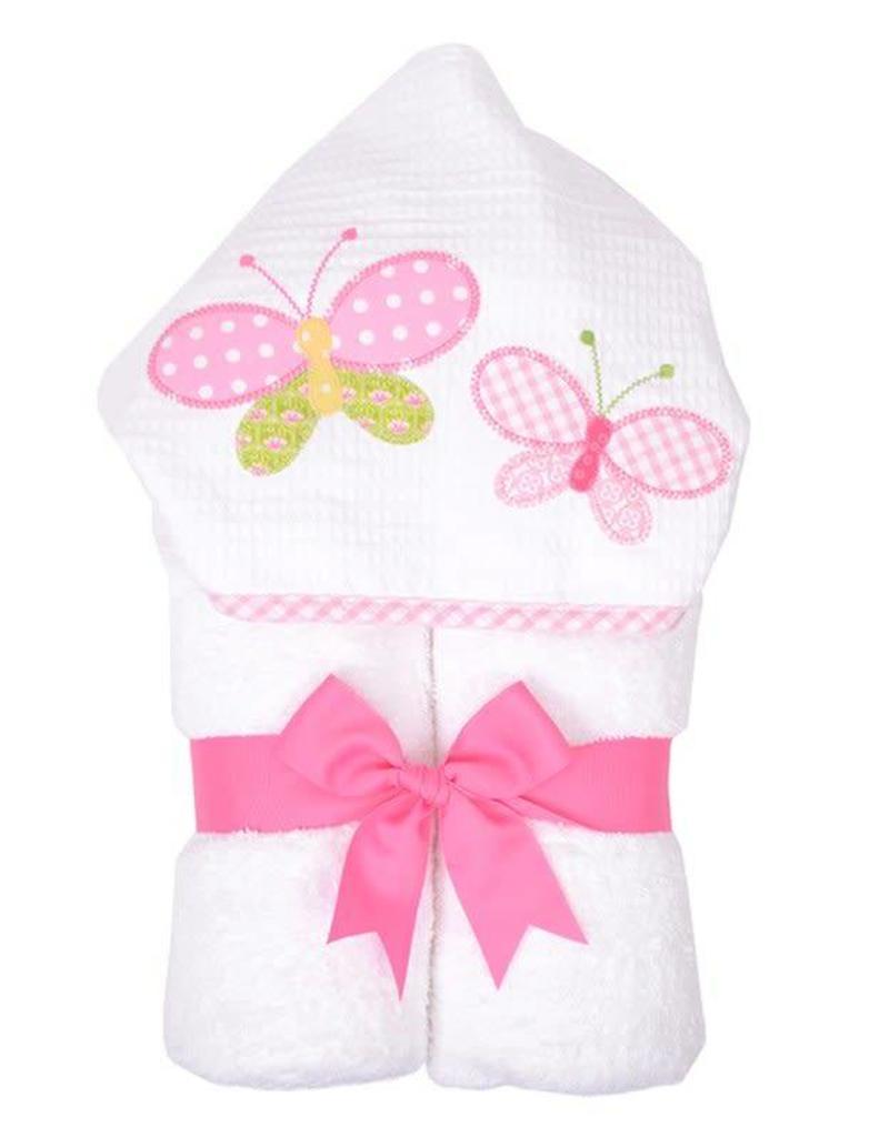 Three Marthas Every kid Towel Butterfly
