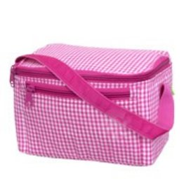 Oh Mint Lunch Box Hot Pink Gingham xx