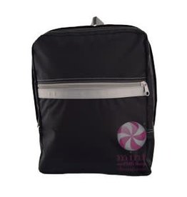 Oh Mint Medium Backpack Black Grey xx