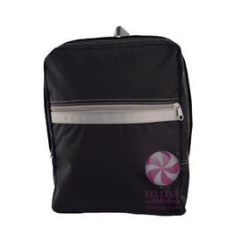 Oh Mint xxMedium Backpack Black Grey