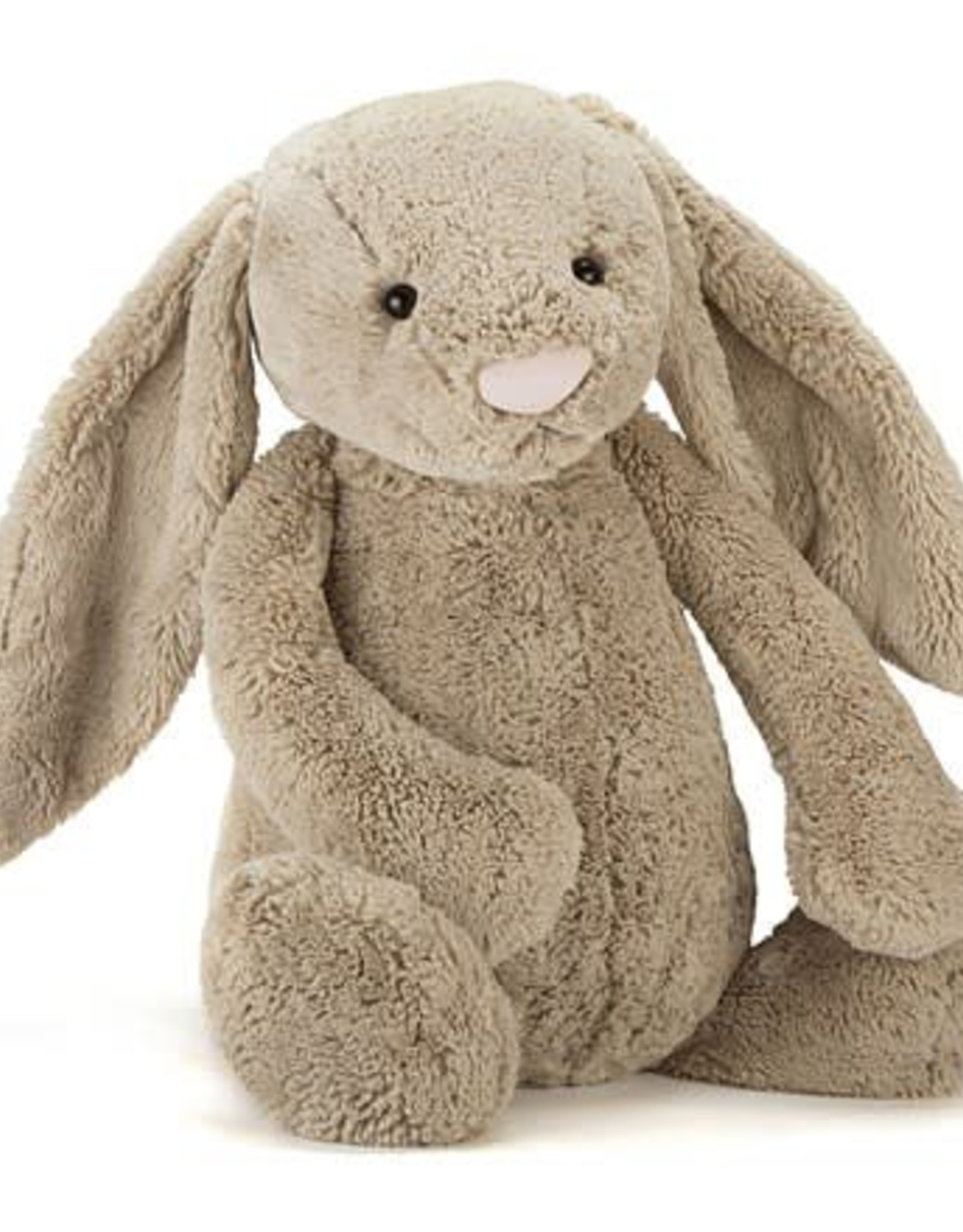 "Jelly Cat Beige Medium Bunny 12"""