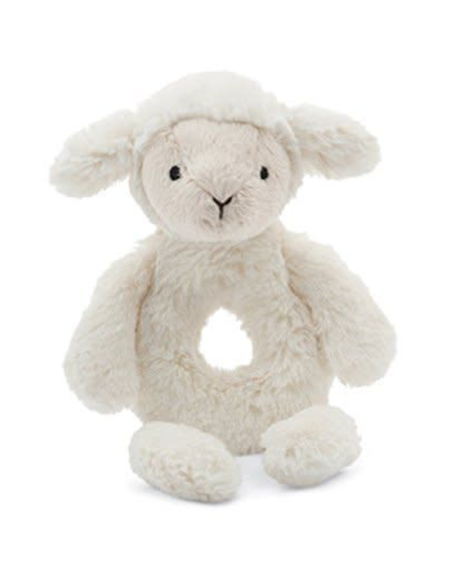 Jelly Cat Lamb Ring Rattle