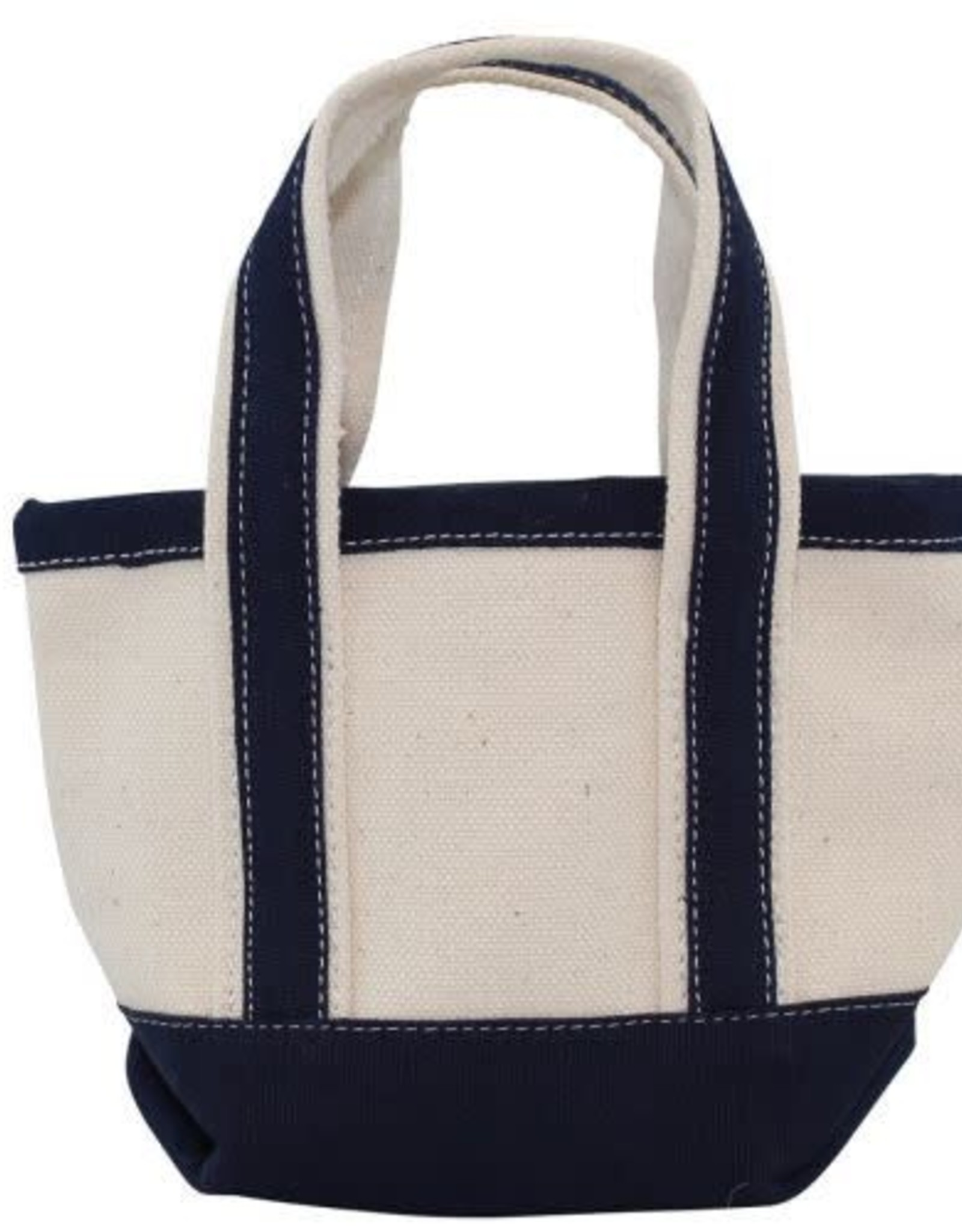 Open Top Tote Navy