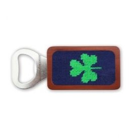 Smather's & Branson Bottle Opener Shamrock
