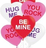 Special Valentine's Day Balloon/Candy-gram
