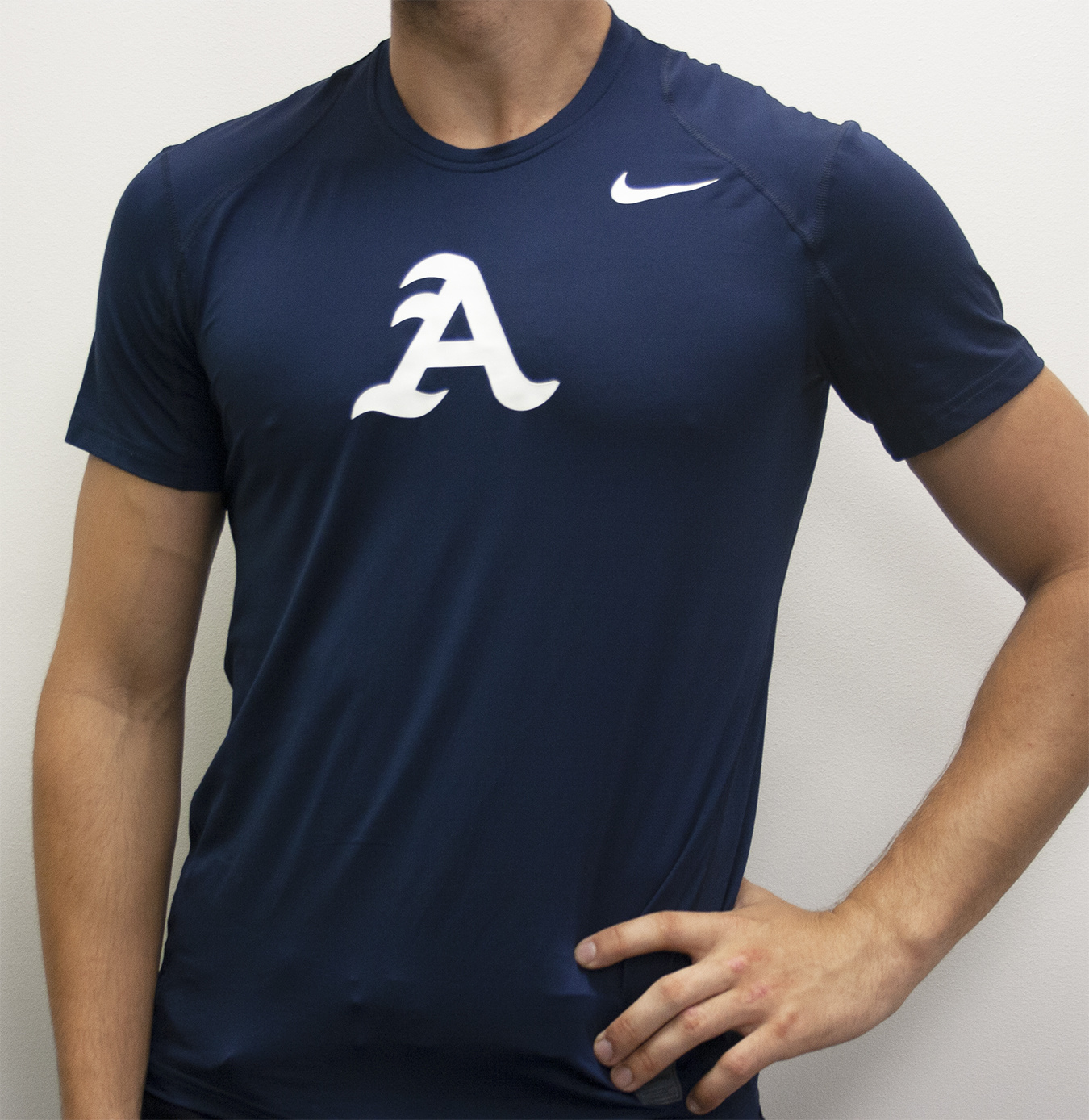 Nike Nike Pro Cool Fitted T-Shirt(M21373)