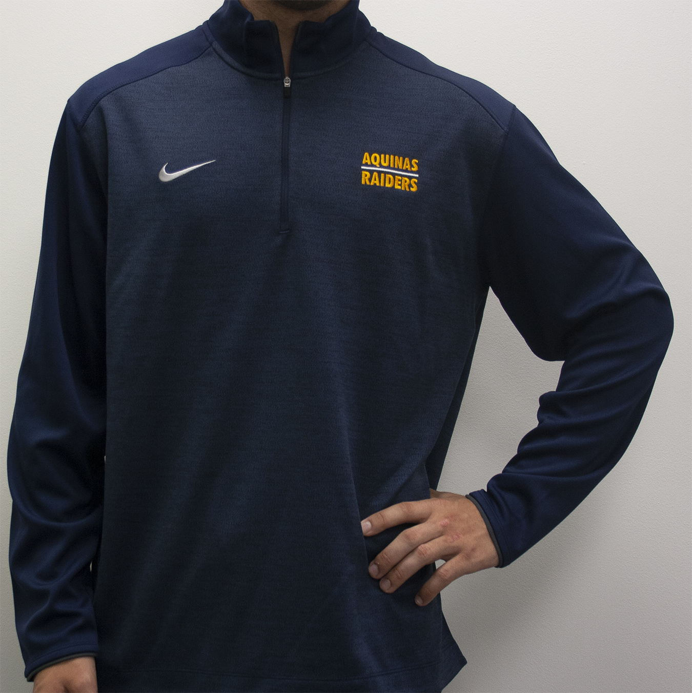 Nike Men's Two Tone 1/2 Zip