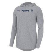 Nike Men's Marled Grey LS Hoody