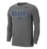 Mens Nike LS Aquinas Raider Tshirt