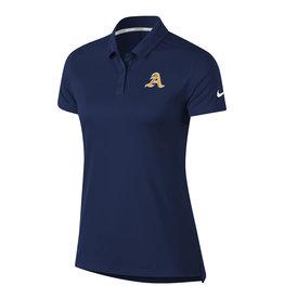 Nike Ladies Victory Navy Polo