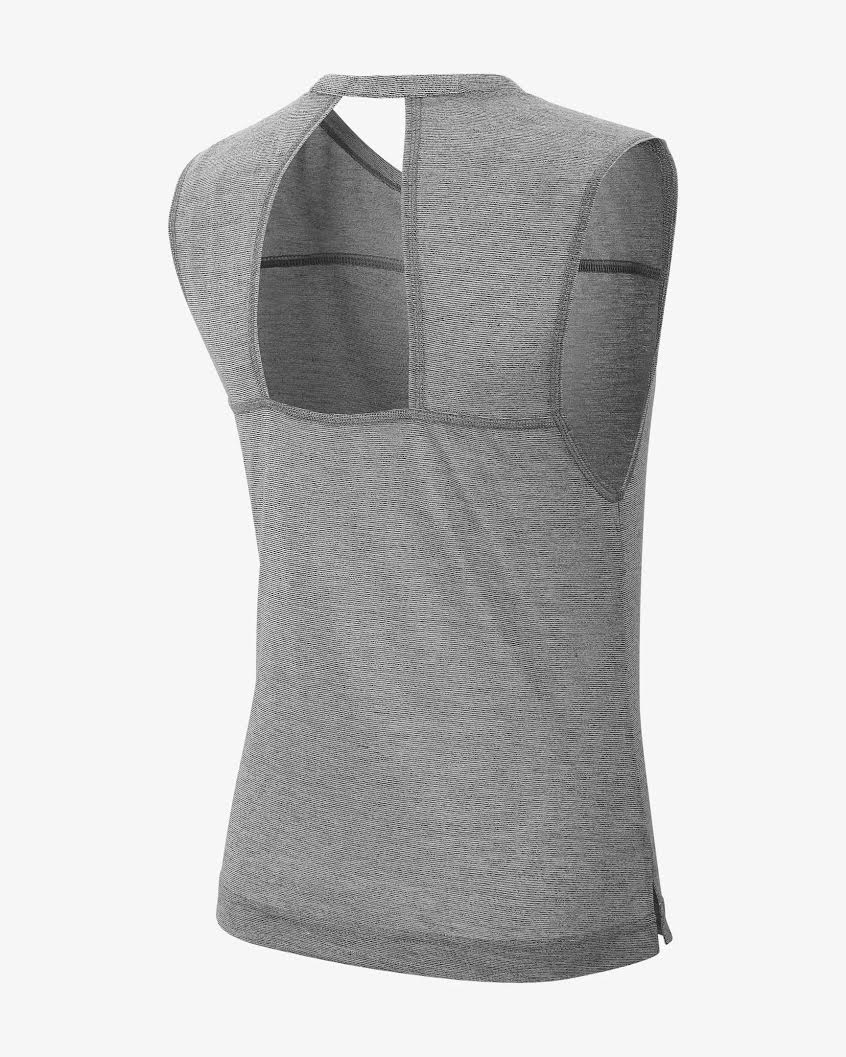Nike Ladies Nike Breathe Tank