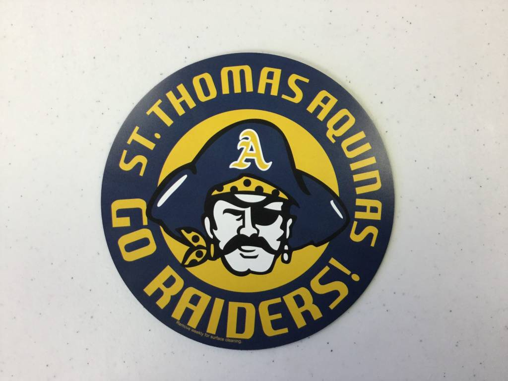 Magnet STA Decal