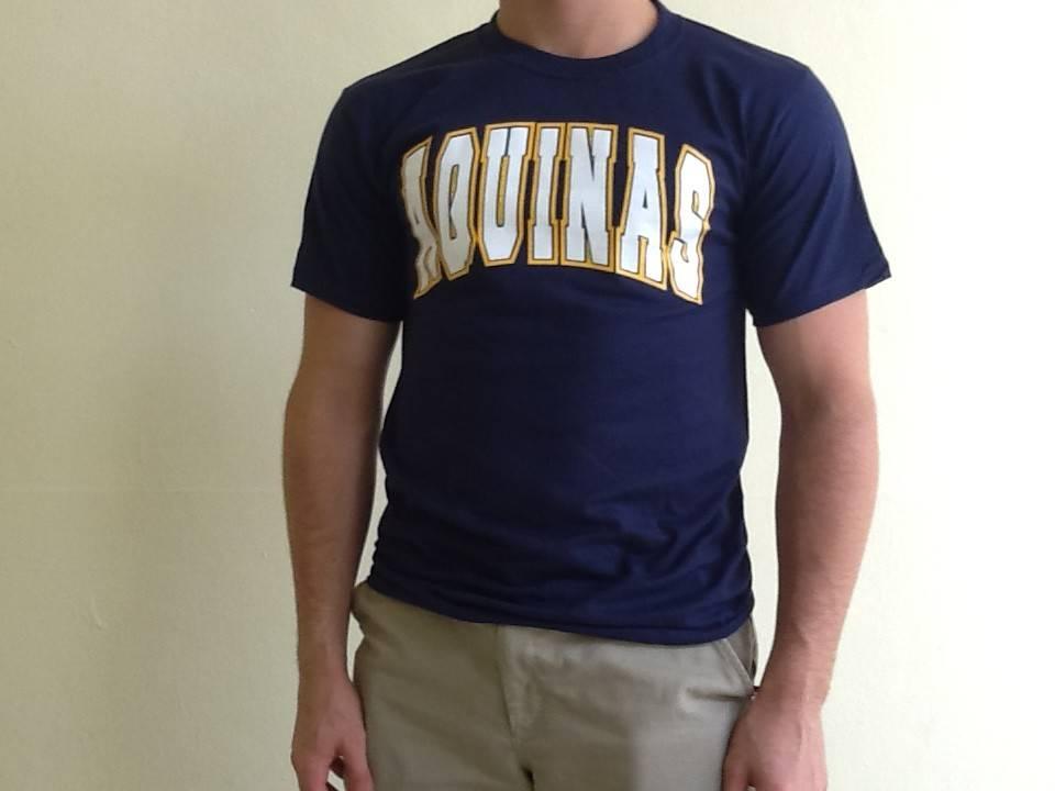 High Impact T-SHirts Aquinas T-Shirts-Short Sleeve