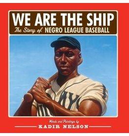 Amazon We Are the Ship:  The Story of Negro League Baseball