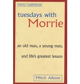 Amazon Tuesdays with Morrie