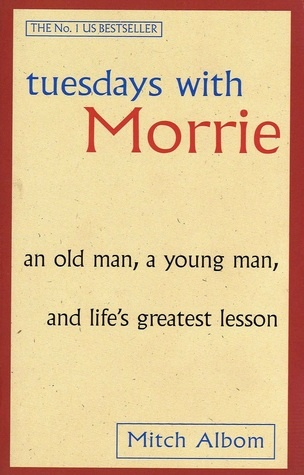 Amazon Tuesdays with Morrie (Freshman Summer Reading)
