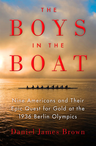 Amazon The Boys in the Boat (Junior Summer Reading)