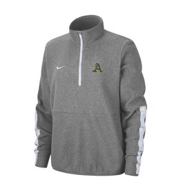 Microfleece Half Zip Grey