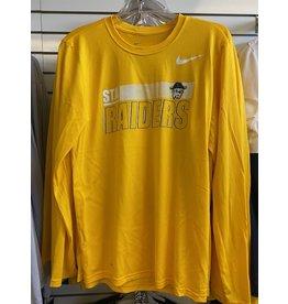 Nike Men's Legend LS Gold T-shirt