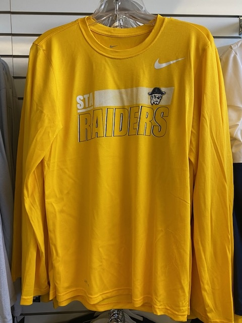 Nike Men's Legend LS Gold T-shirt