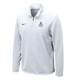 Nike 2021-22 Dry Fit Training 1/4 Zip White