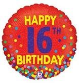 Happy Birthday Sweet 16
