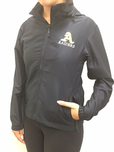 High Impact T-SHirts Ladies Windbreaker
