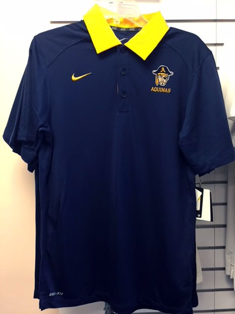 Men's Nike Dry Fit Gold Collar