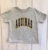 High Impact T-SHirts Toddler Aquinas T-shirt Grey 4T