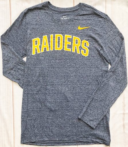 Nike Marled Long Sleeve T-Shirt