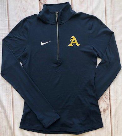 9dc551046ff9 Women s Nike Element 1 4 Zip Top(W53421) - St. Thomas Aquinas High ...