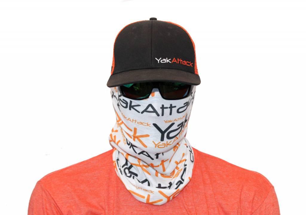 YAKATTACK YakAttack Logo Hoo-Rag Facemask Bandana