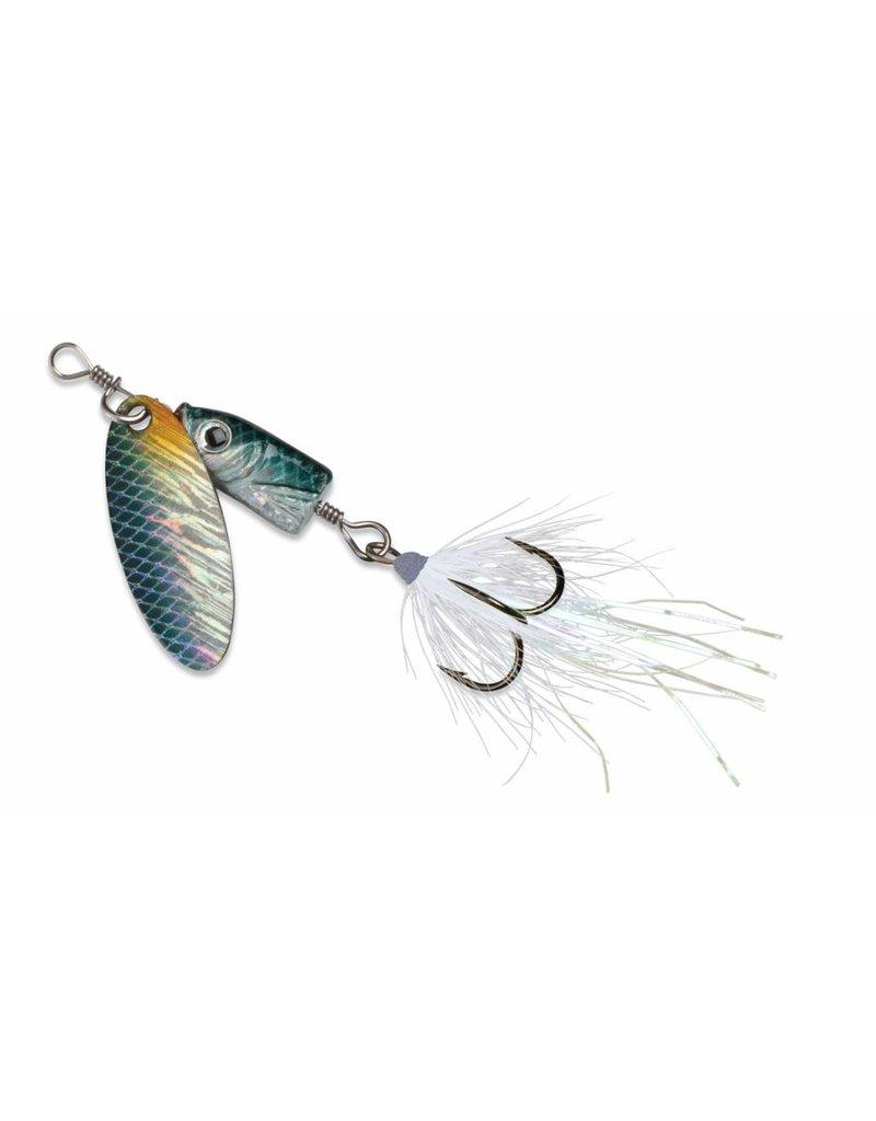 Blue Fox Flash Spinner