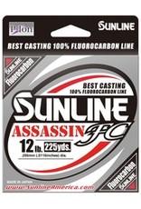 Sunline Assassin Fluorocarbon Line