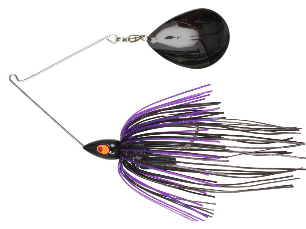 War Eagle Night Time Colorado Spinnerbait