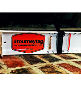 Tourneytag Floating Single Tourney Tag