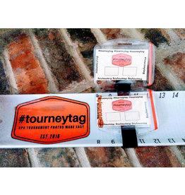Tourneytag Standard Multiple Tourney Tag