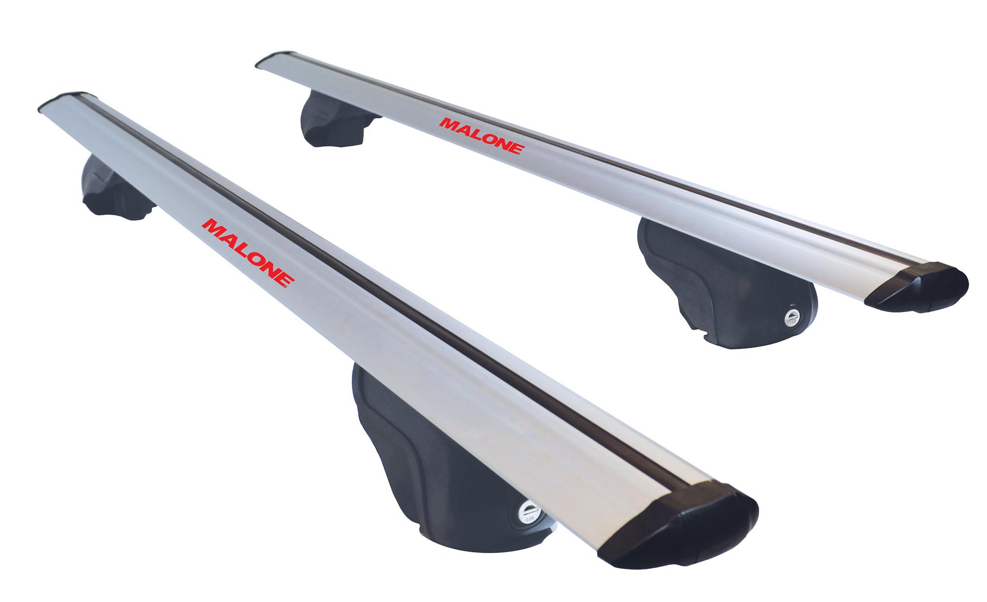 "Malone AirFlow2 Alum Aero Cross Rail System (50"")"