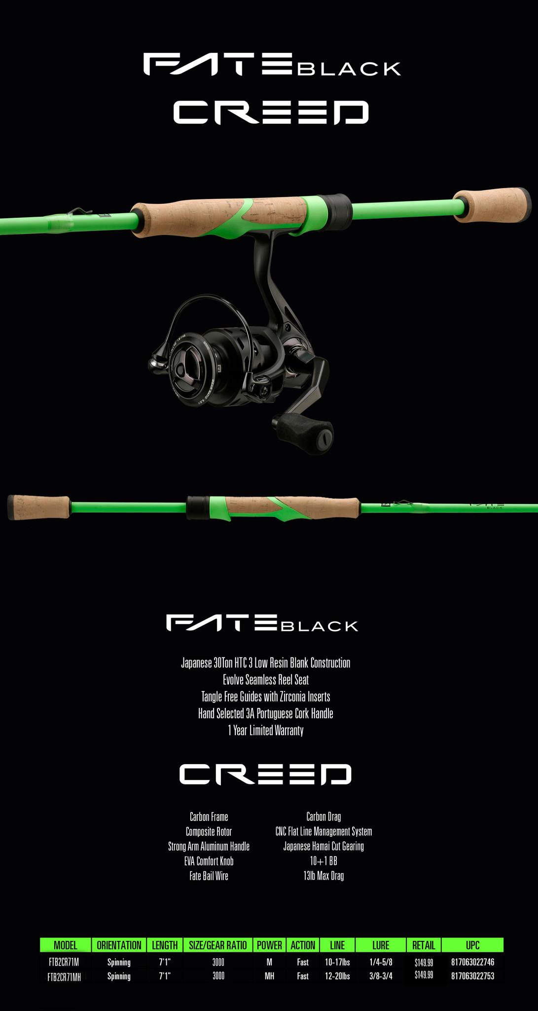 13 Fishing Creed Combo