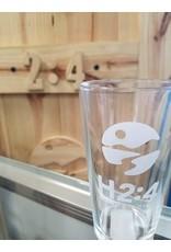H2:4 Pint Glass