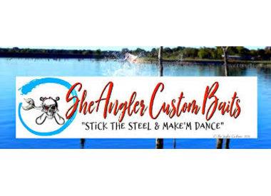 SheAngler Custom Baits