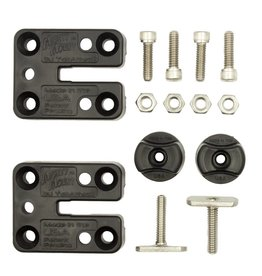 Yakattack MIGHTY MOUNT DECK MOUNT ADAPTER KIT W/ HARDWARE