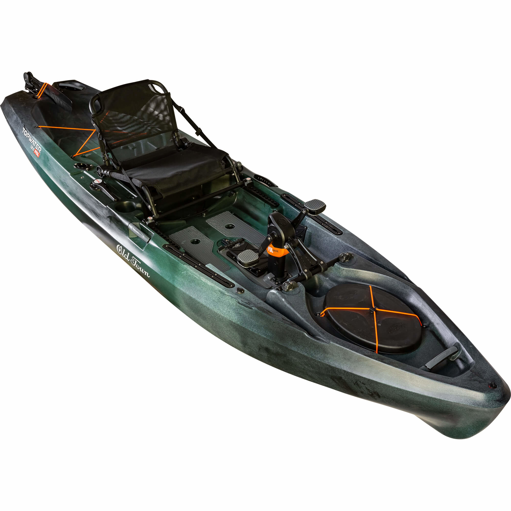 Old Town Topwater PDL 120