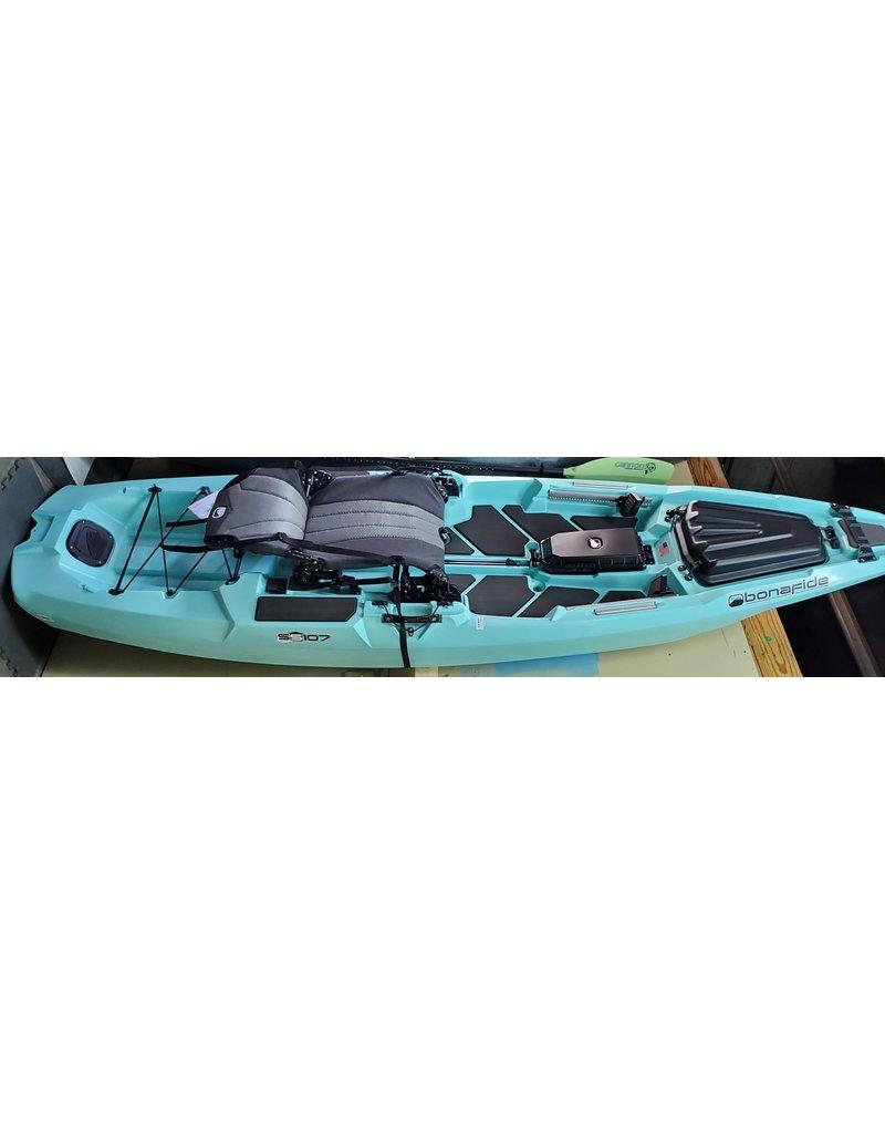 Bonafide Blem SS107 Endless summer Aqua