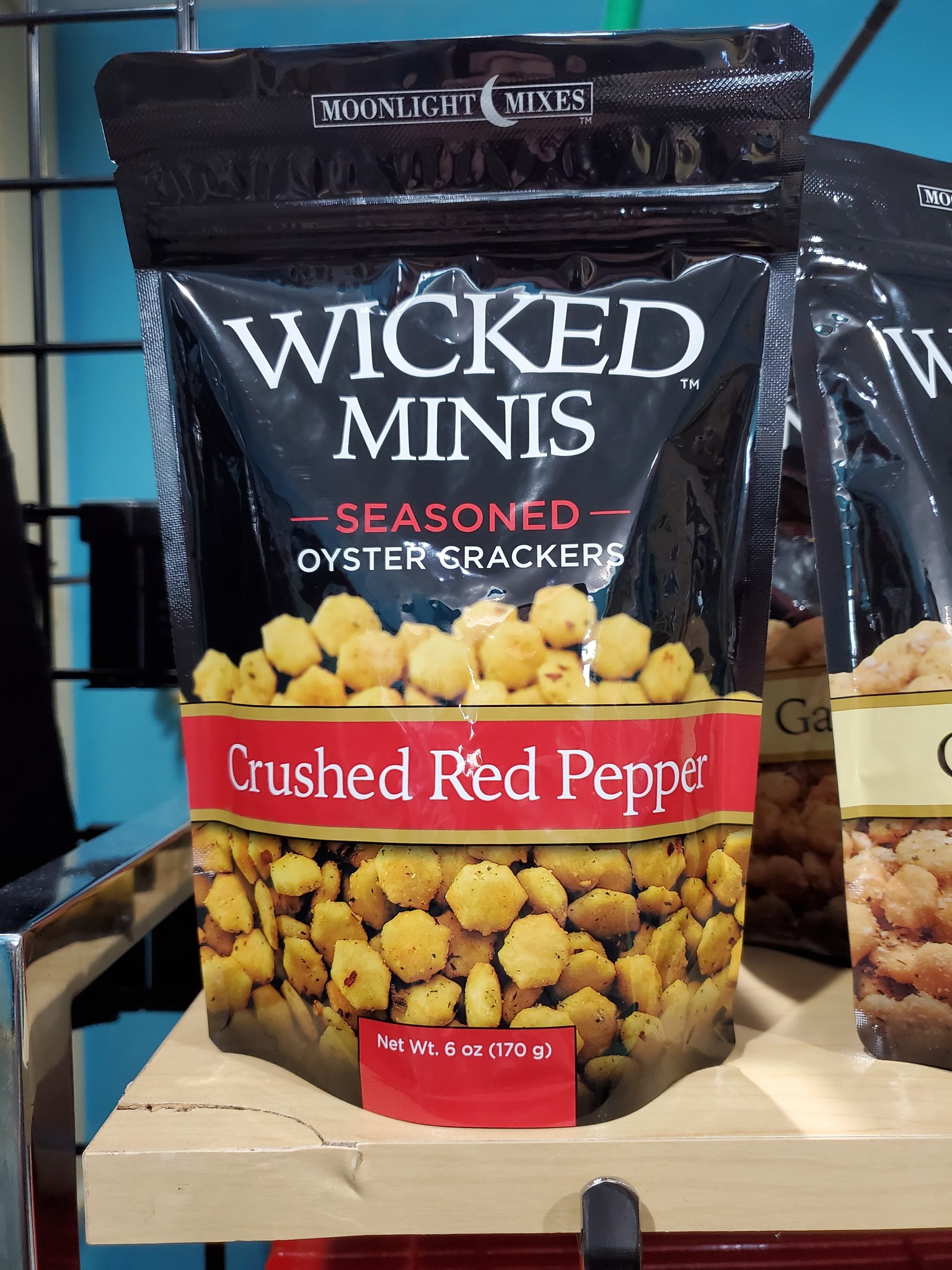 Moonlight Mixes Wicked Mini's Red Pepper