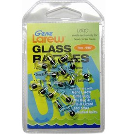 Gene Larew Bass Glass Rattles 7mm Glass 9/16'' 15pk